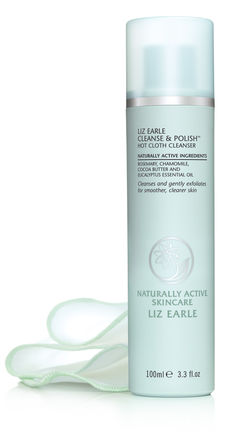 Cleanse & Polish™ Hot Cloth Cleanser from £9.75 click to visit Liz Earle