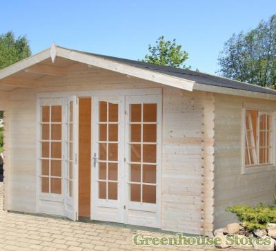 Palmako Florence Log Cabin