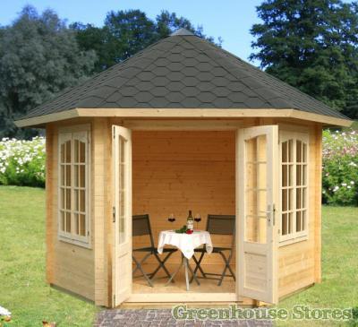 Palmako Hanna Log Cabin