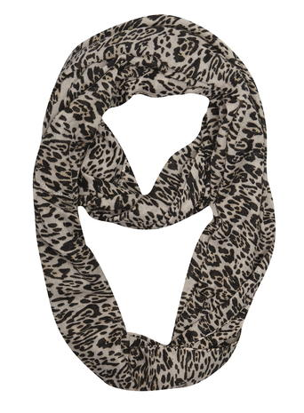 Black and white heart snood     Was £10.00     Now £8.00 Click to visit Dorothy Perkins