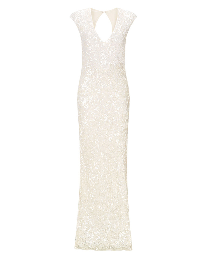 Marlene Embellished Full Length Dress 33% off £199.00 Click to visit Phase Eight