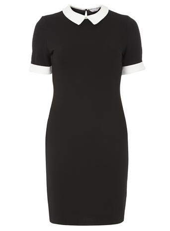 Petite Black And White Dress     Price: £20.00 Click to visit Dorothy Perkins