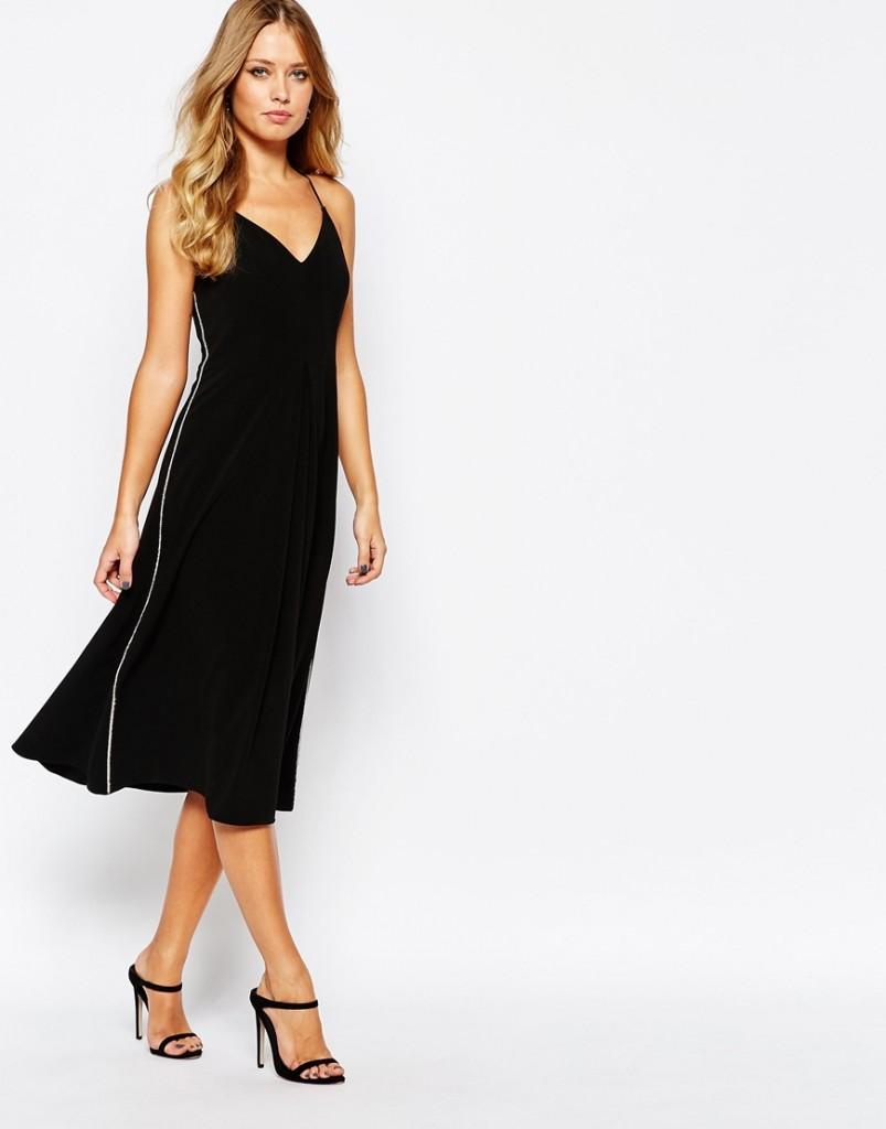 Whistles 90s Slip Dress with Diamonte Trim £130.00 Click to visit ASOS