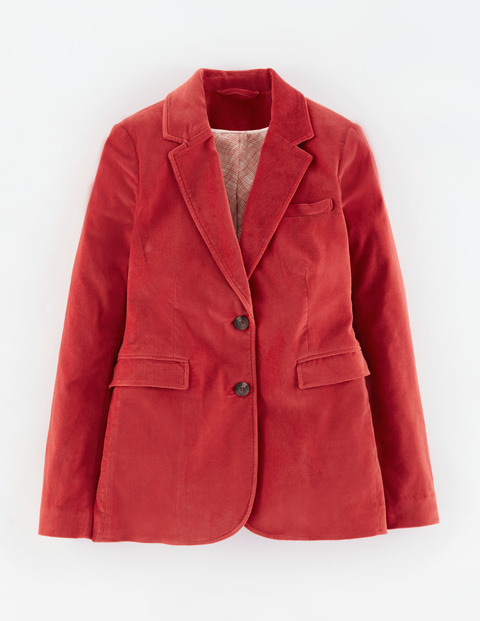 Velvet Jacket now from £51.60 Click to visit Boden