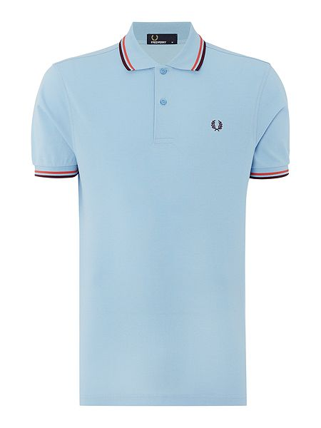 Fred Perry Twin Tipped Regular Fit Polo Shirt £55 Click to visit House of Fraser