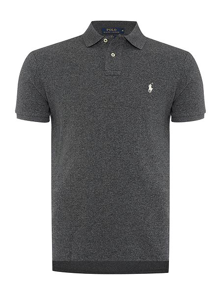Polo Ralph Lauren Custom-Fit Mesh Polo Shirt £75 Click to visit House of Fraser