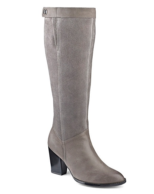 Sole Diva High Leg Boots Standard Calf Extra Wide EEE Fit now £42 Click to visit Marisota