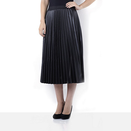 Yong Kim Ponte Roma All Around Pleated Skirt QVC Price: £131.00 Last Clicks Price : £50.51click to visit QVC