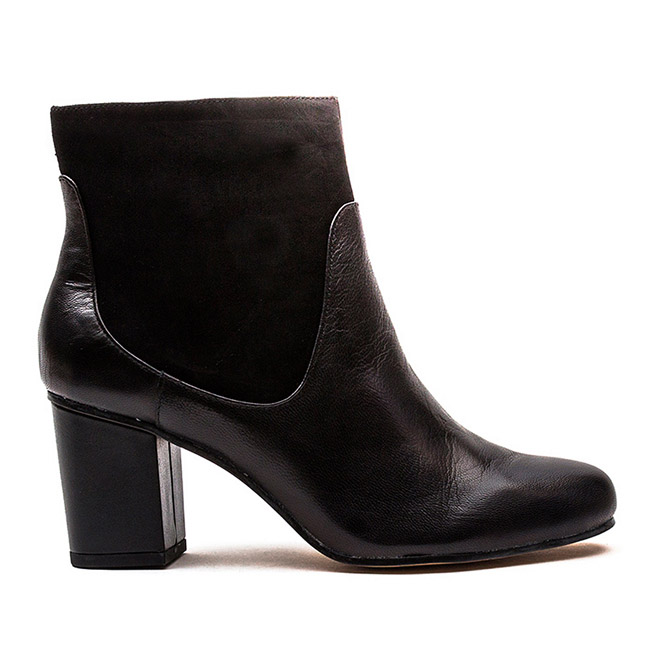 Clarks - Aldwych Wood - Black Combi Leather £36 Click to visit Cloggs