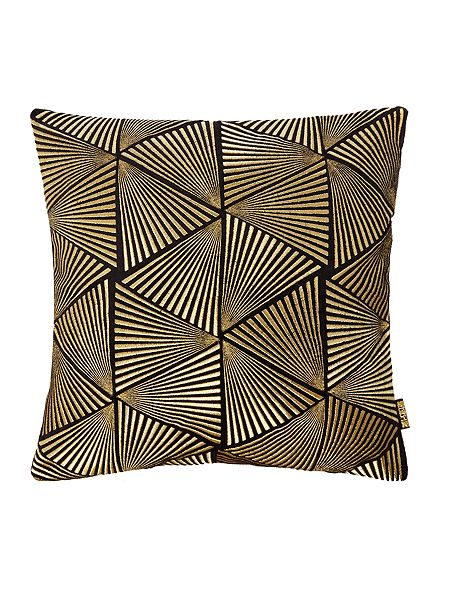 Biba Modern fan cushion now £36 Click to visit House of Fraser