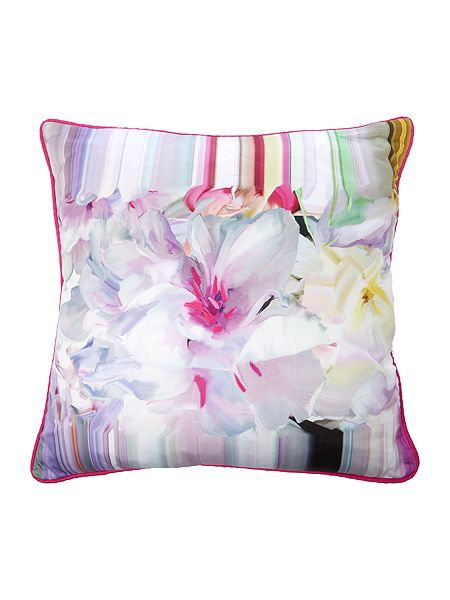 Ted Baker Hanging Gardens Feather Cushion £25 Click to visit House of Fraser