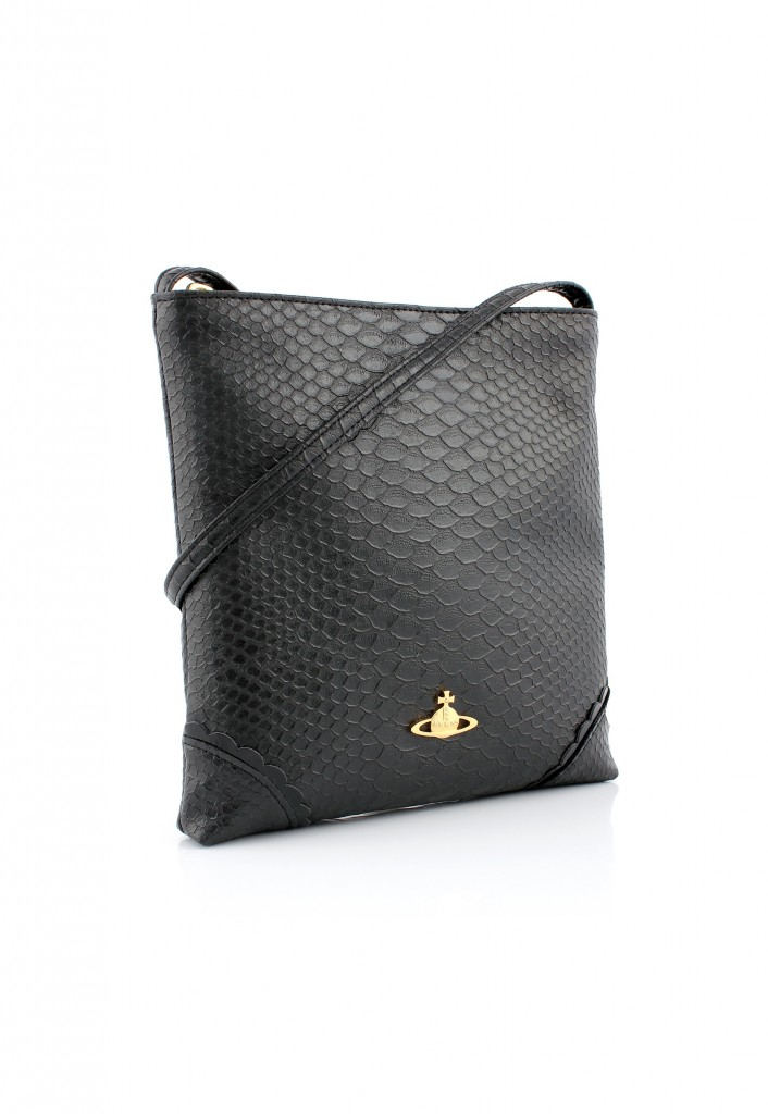 Vivienne Westwood Frilly Snake 6571 Small Cross Body Bag £95.00 Click to visit Garment Quarter