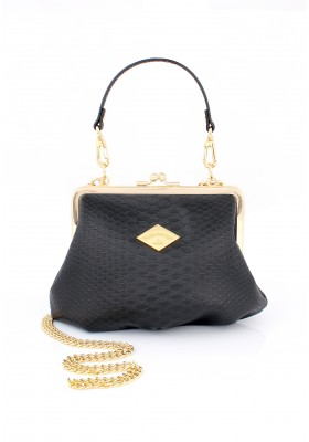 Vivienne Westwood Frilly Snake 3655 Small Evening Bag £90.00 Click to visit Garment Quarter
