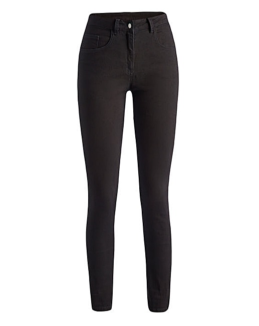 Simply Be Denim Chloe Super Stretch Skinny Jeans Regular £30 click to visit Marisota