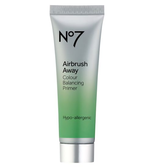 No7 Airbrush Away Colour Balancing Primer 6120644 £16.50 Click to visit Boots