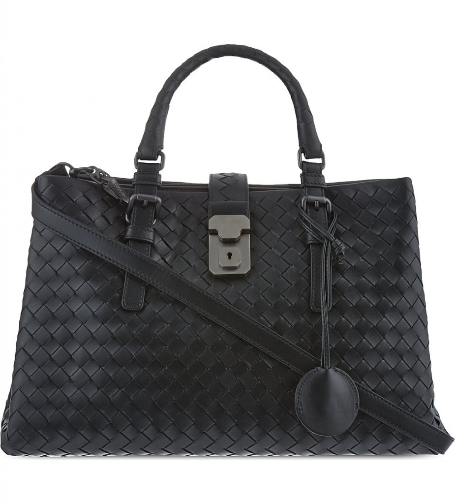 BOTTEGA VENETA Roma cross-body bag £2,400.00 Click to visit Selfridges