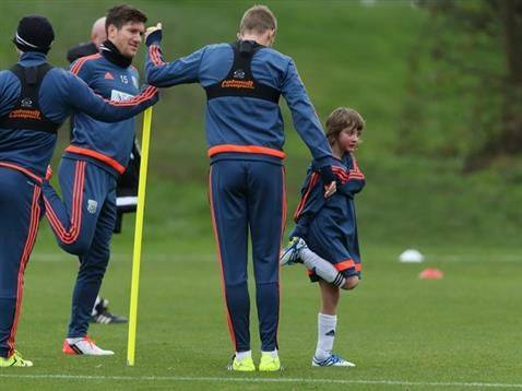 Training with the Baggies