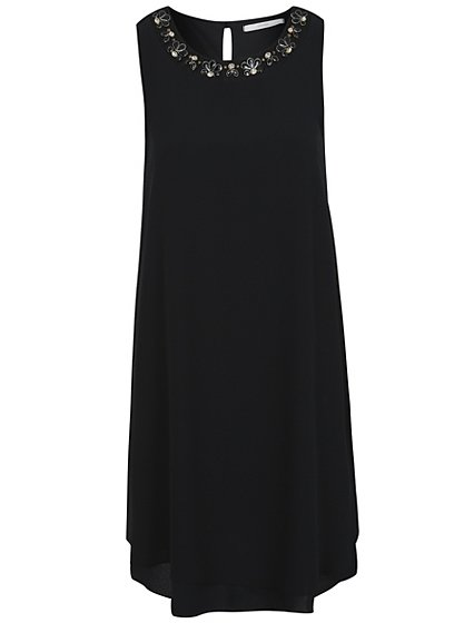 Embellished Double Layered Dress £16 Click to visit Asda George