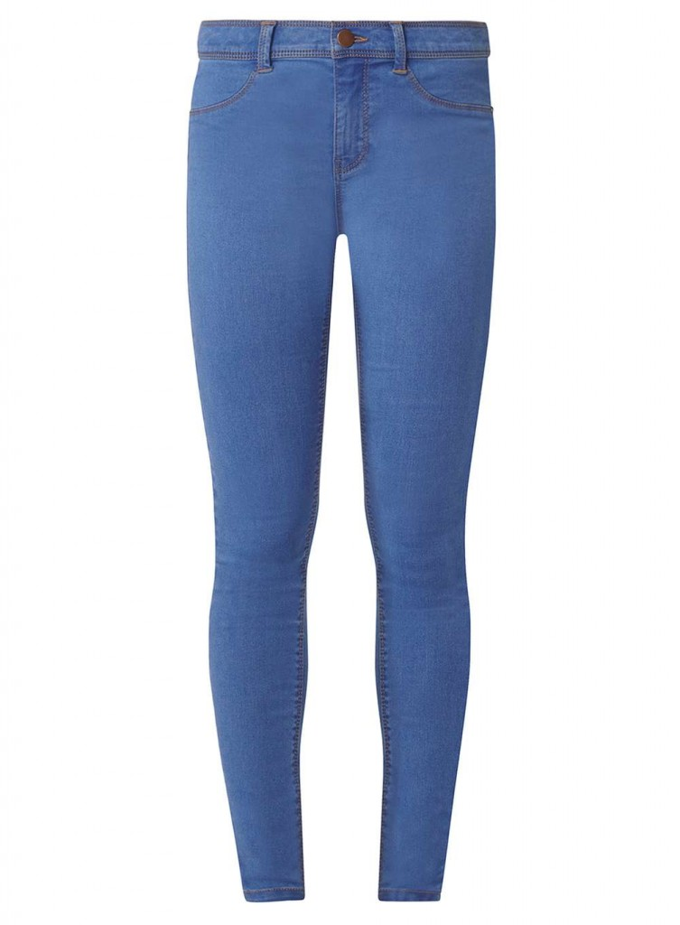 Fresh Blue 'Frankie' Ultra Soft Jegging Jeans Was £22.00 Now £16.72Click to visit Dorothy Perkins