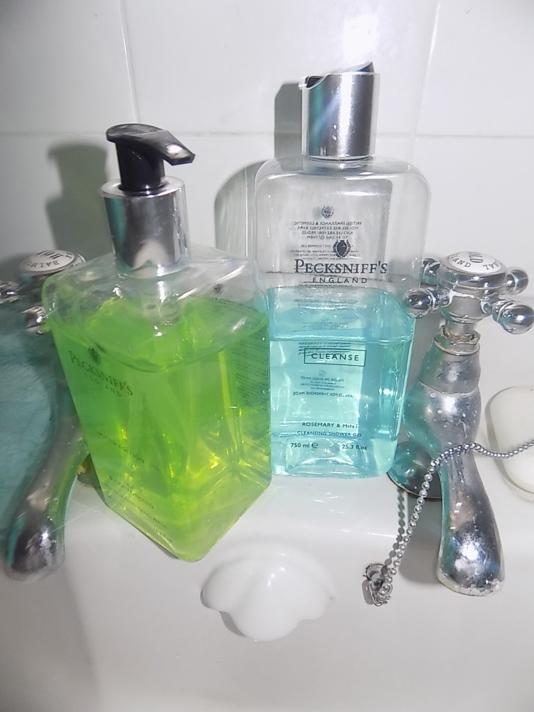 Pecksniffs soap