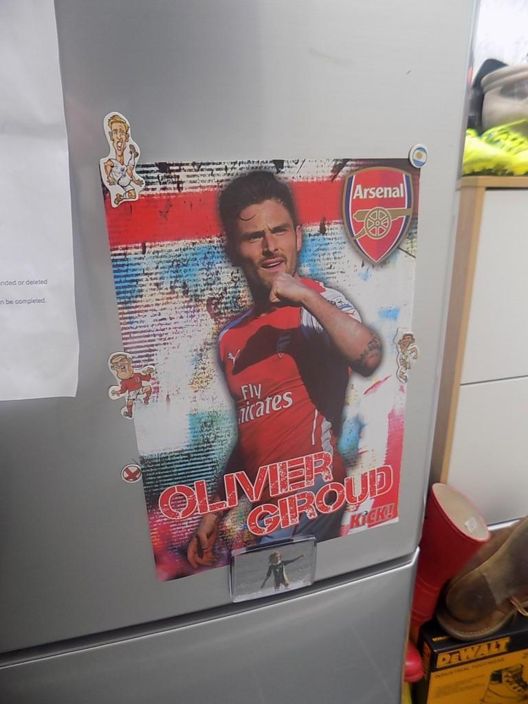 Olivier Giroud ...