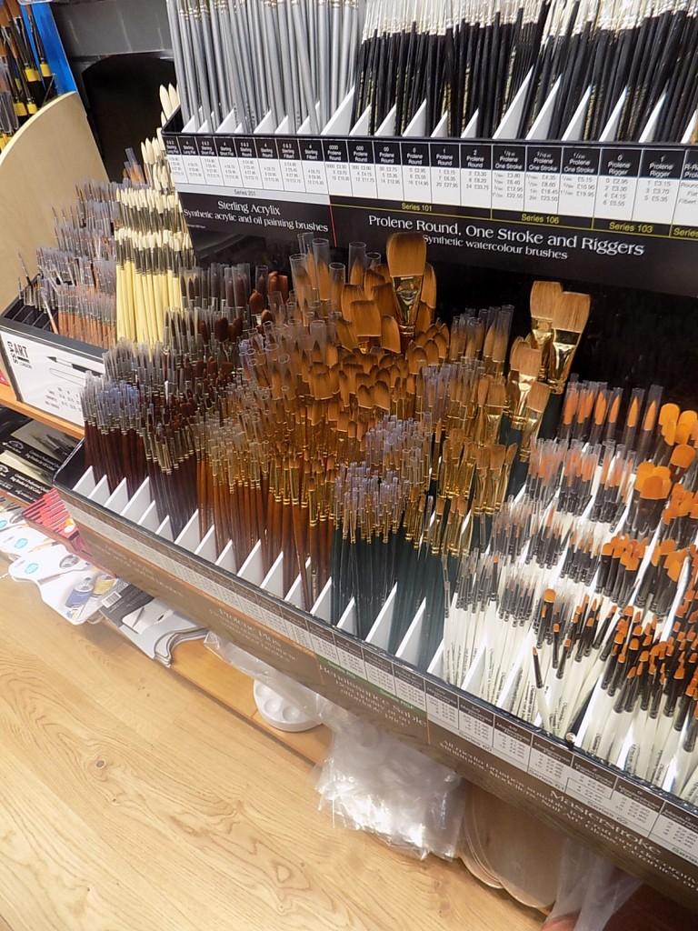 Cass art opens its doors in birmingham fashionmommy 39 s blog for Craft stores birmingham al