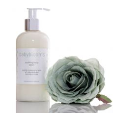 Soothing Body Lotion- 250ml £12.50 Click to visit BabyBlooms