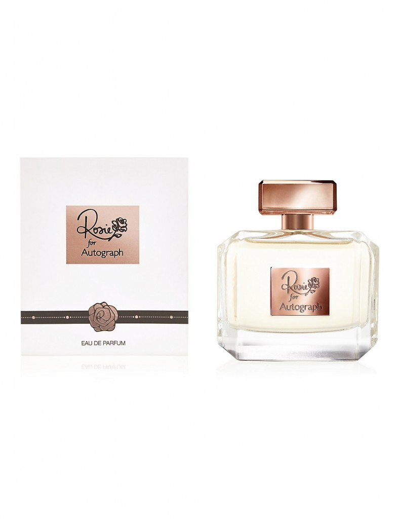 ROSIE FOR AUTOGRAPH Eau de Parfum 75ml £28.00 Click to visit M&S
