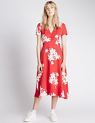 ARCHIVE BY ALEXA New The Misty Dress £45 Click to visit M&S