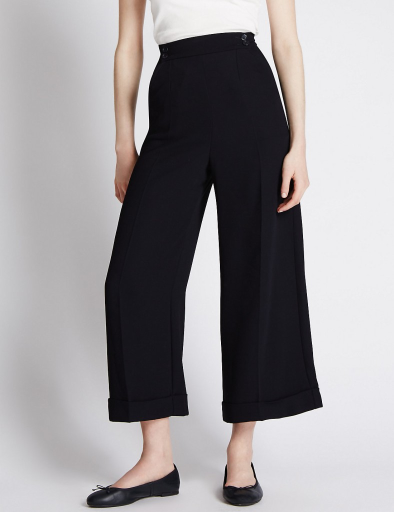 ARCHIVE BY ALEXA New The Ada Trousers £39.50 Click to visit M&S