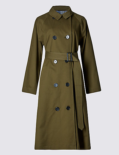 ARCHIVE BY ALEXA New The Frances Trench £89 Click to visit M&S