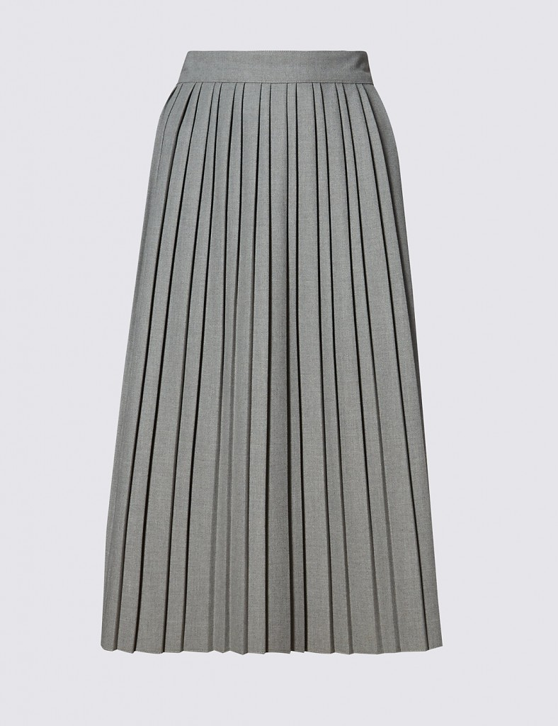ARCHIVE BY ALEXA The Effie Skirt £39.50 Click to visit M&S
