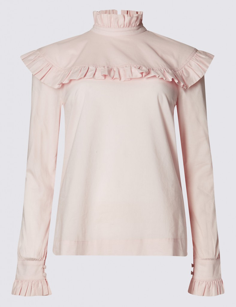 ARCHIVE BY ALEXA The Harry Blouse £35 Click to visit M&S