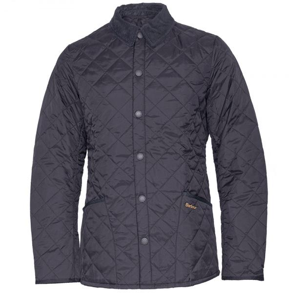 Barbour Heritage Liddesdale Jacket Navy Blue £99.95 Click to visit Infinities