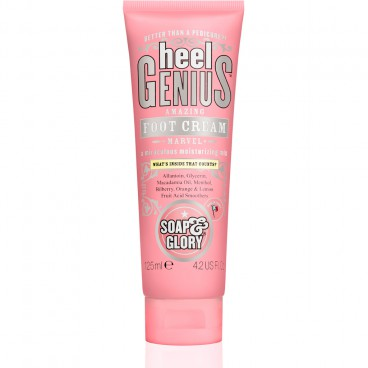 Soap & Glory Heel Genius™ 125ml £5.50 click to visit Boots
