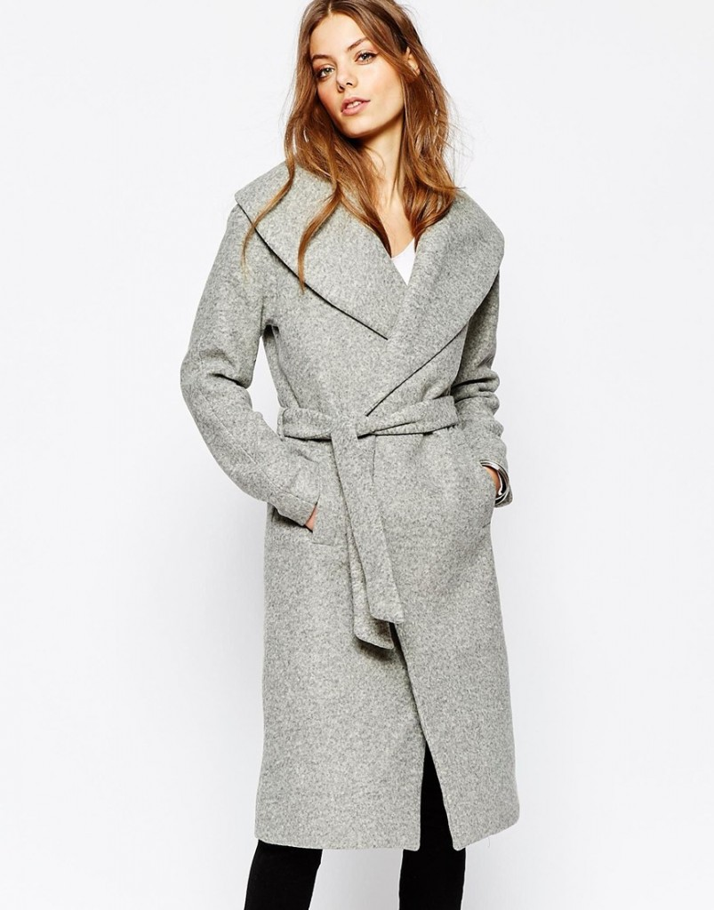 Only Belted Coat RRP £45.00 £40.00 Click to visit ASOS