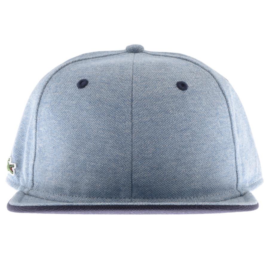 Lacoste Live Baseball Cap Blue £35 Click to visit Mainline