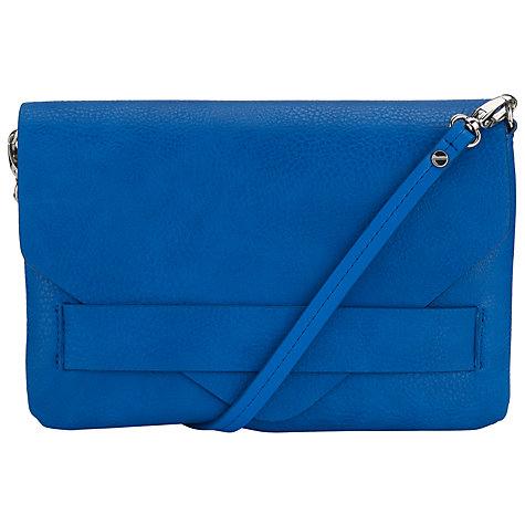 Kin by John Lewis Sophie Across Body Bag, Blue £29 Click to visit John Lewis