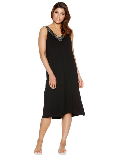 Sequin v neck midi beach dress £28 Click to visit M&Co