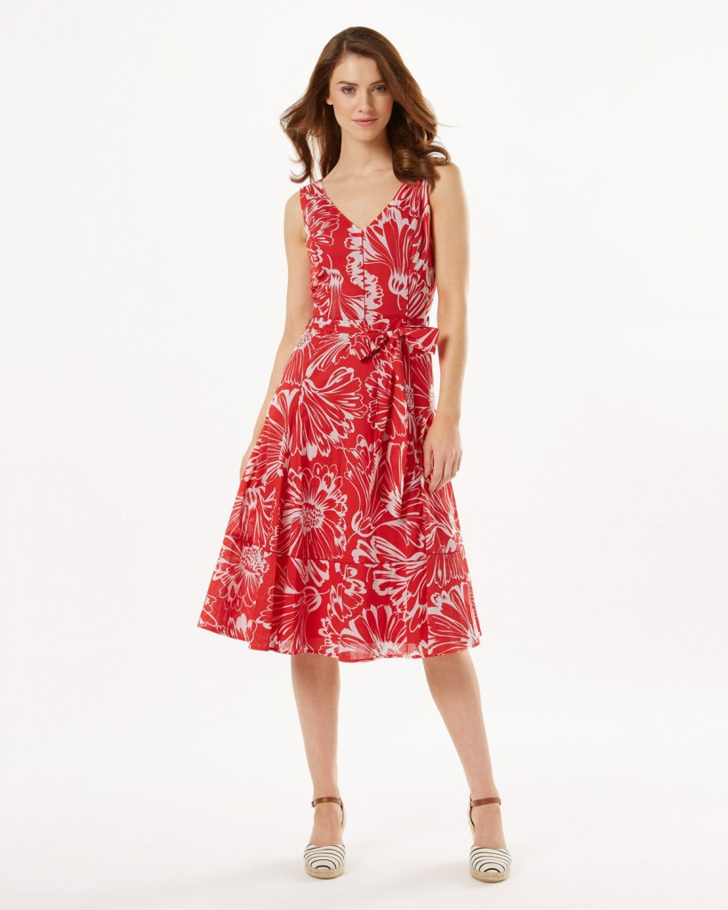 PENELOPE FLORAL DRESS Sale £59.00 Click to visit Phase Eight