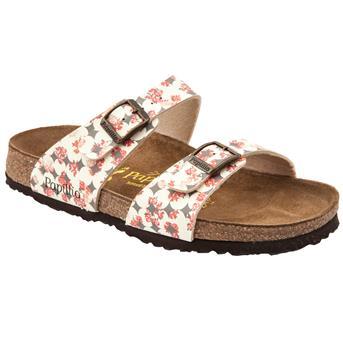 Birkenstock Sydney Pap 16 Flat Sandals £60 Click to visit Jones Bootmaker