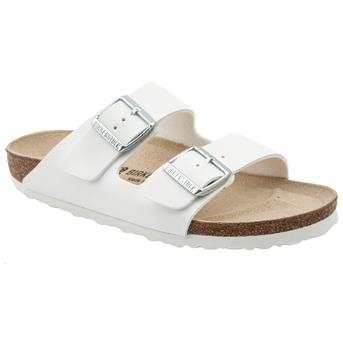 Birkenstock Arizona S16 Flat Sandals now £48 Click to visit Jones Bootmaker