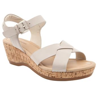 Hush Puppies Eva Farris Wedge Sandals £58 Click to visit Brantano