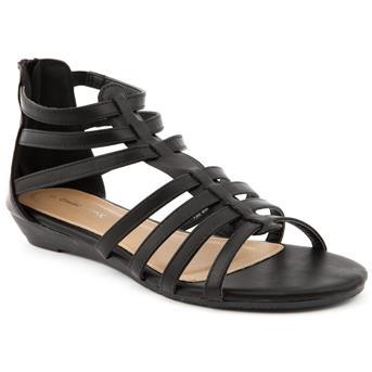 Emilio Luca X Strissy Strap Flat Sandals Gladiator Sandals £26 Click to visit Brantano