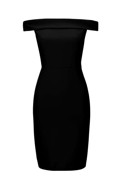 Black Bardot Dress Was £45.00 Now £36.00Click to visit Wallis