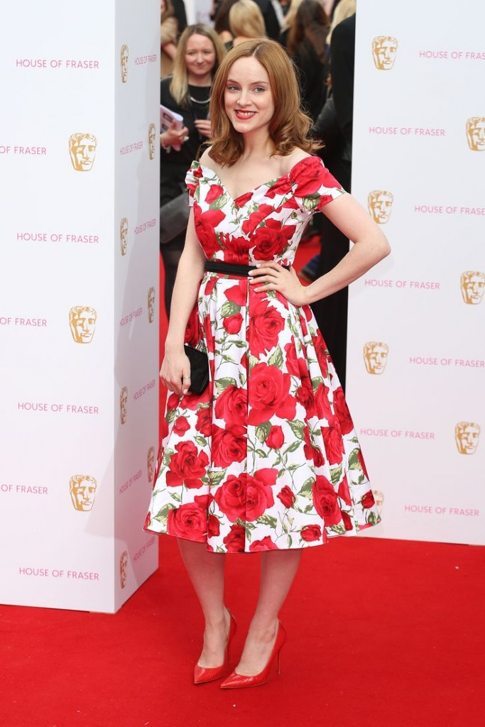 House Of Fraser British Academy Television Awards (TV BAFTA) 2015 - Arrivals Featuring: Guest Where: London, United Kingdom When: 10 May 2015 Credit: Lia Toby/WENN.com