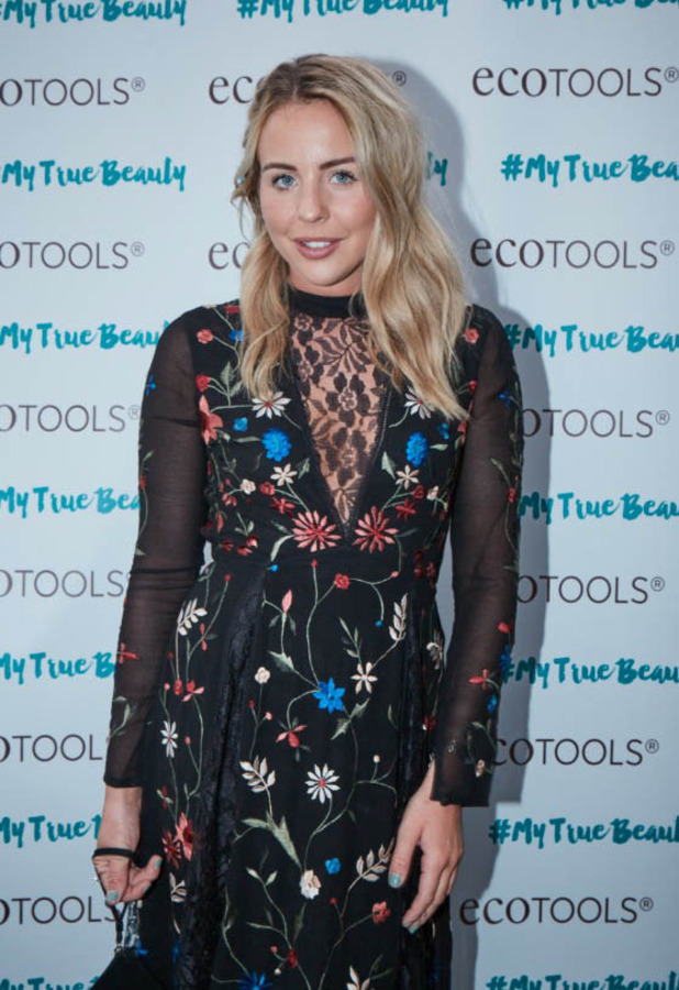 towies-lydia-bright-attends-the-ecotools-beauty-event-in-london