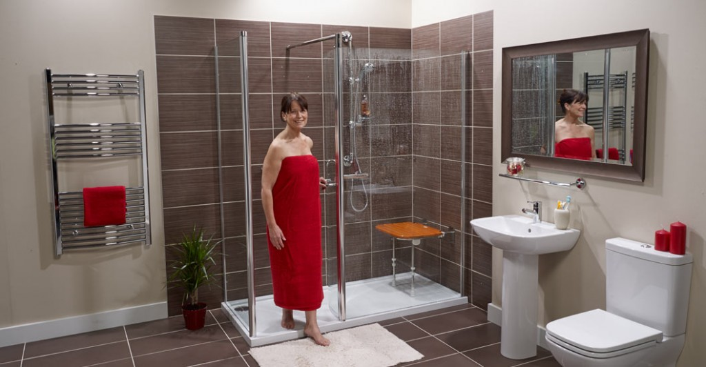 The Premier Bathrooms Bathing Solutions Offer Low Level Entry For Their  Showers, And Are Spacious And Roomy, And Can Contain A Shower Seat.
