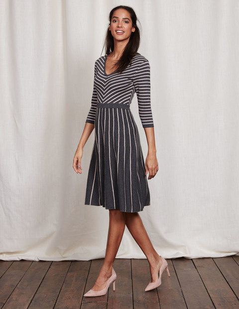 Lucinda Knitted Dress £129 Click to visit Boden
