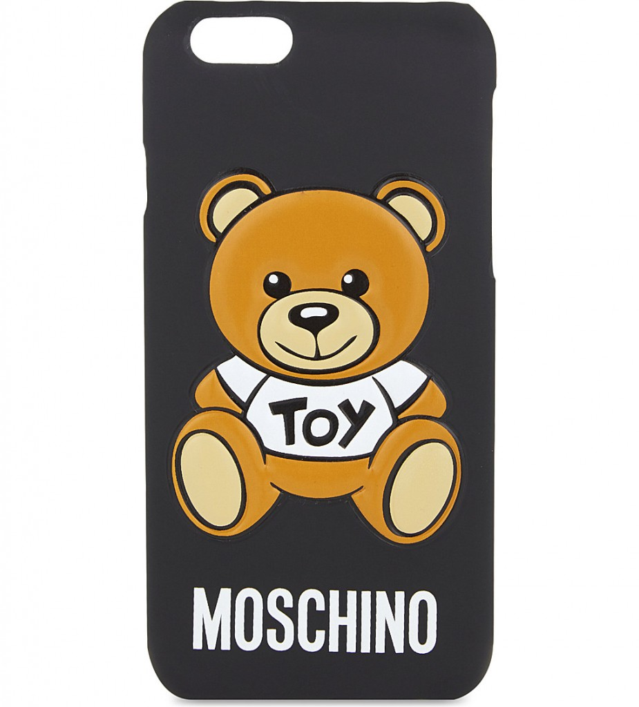 MOSCHINO Bear iPhone 6/6S case £45.00